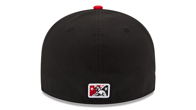 EL PASO CHIHUAHUAS AUTHENTIC COLLECTION 59FIFTY FITTED