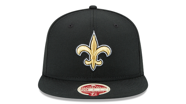 NEW ORLEANS SAINTS CLASSIC WOOL 59FIFTY FITTED