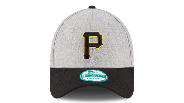 PITTSBURGH PIRATES HEATHER 9FORTY ADJUSTABLE