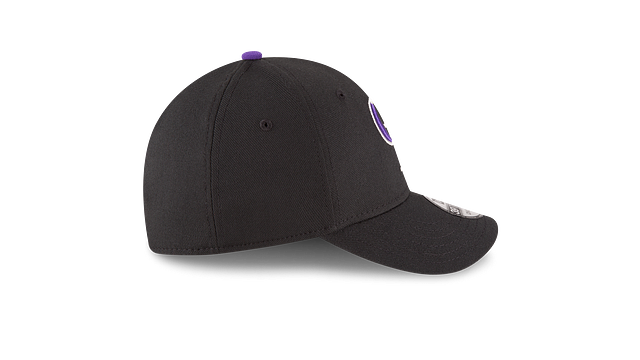 KIDS COLORADO ROCKIES TEAM CLASSIC 39THIRTY STRETCH FIT Right side view