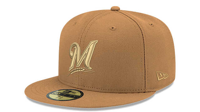 MILWAUKEE BREWERS TONAL 59FIFTY FITTED
