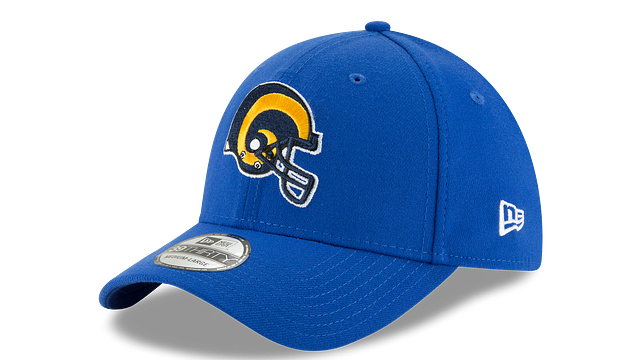 LOS ANGELES RAMS TEAM SCRIPT ERIC DICKERSON 39THIRTY STRETCH FIT