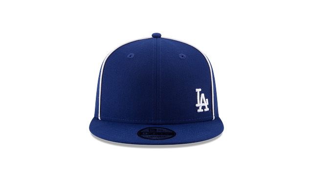 LOS ANGELES DODGERS Y2K FLAWLESS 9FIFTY SNAPBACK Front view