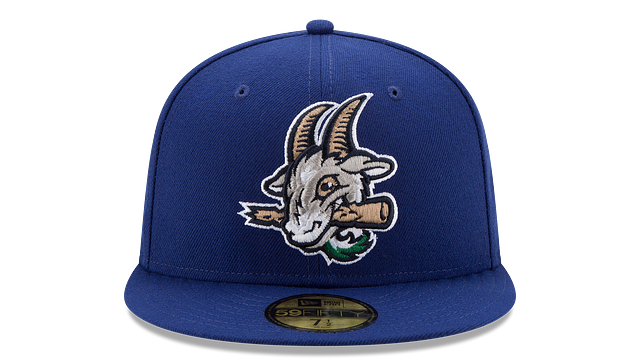 HARTFORD YARD GOATS AUTHENTIC COLLECTION 59FIFTY FITTED