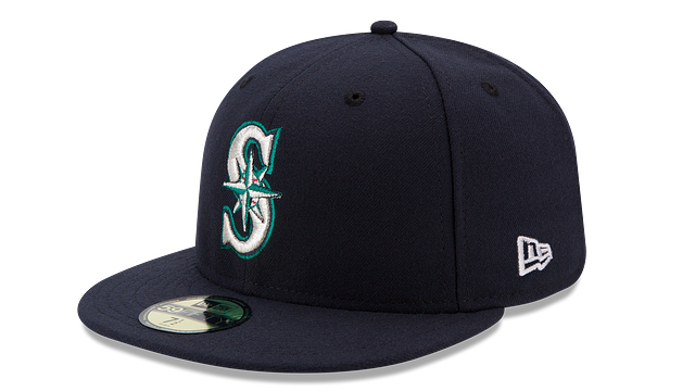 SEATTLE MARINERS EDGAR MARTINEZ 59FIFTY FITTED