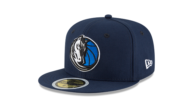 KIDS DALLAS MAVERICKS TEAM COLOR 59FIFTY FITTED