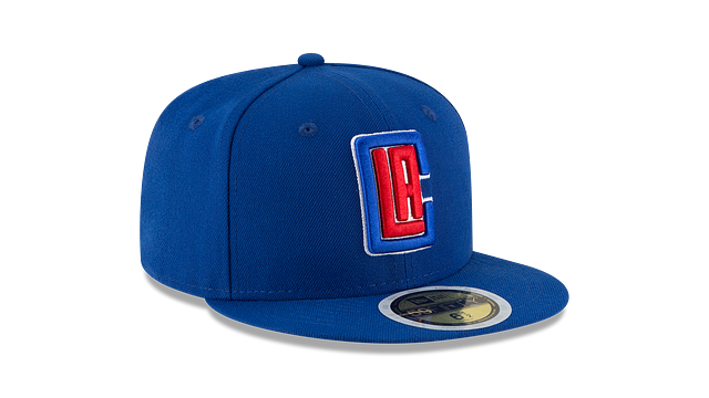 KIDS LOS ANGELES CLIPPERS TEAM COLOR 59FIFTY FITTED