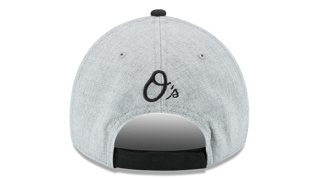 BALTIMORE ORIOLES HEATHER 9FORTY ADJUSTABLE