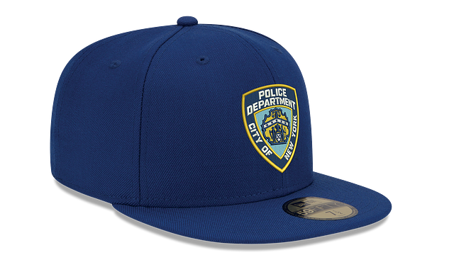 NYPD SHIELD 59FIFTY FITTED
