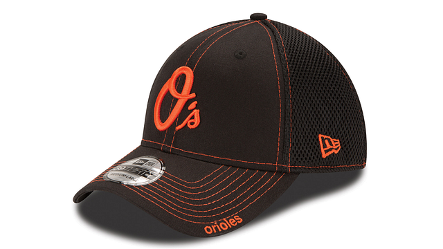 BALTIMORE ORIOLES NEO 39THIRTY STRETCH FIT