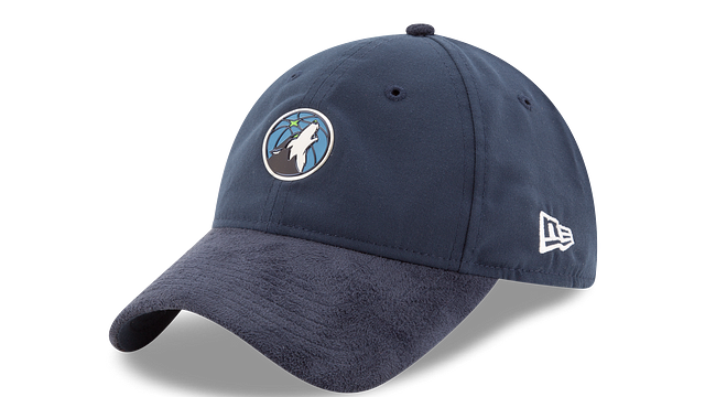 MINNESOTA TIMBERWOLVES ON COURT 9TWENTY ADJUSTABLE