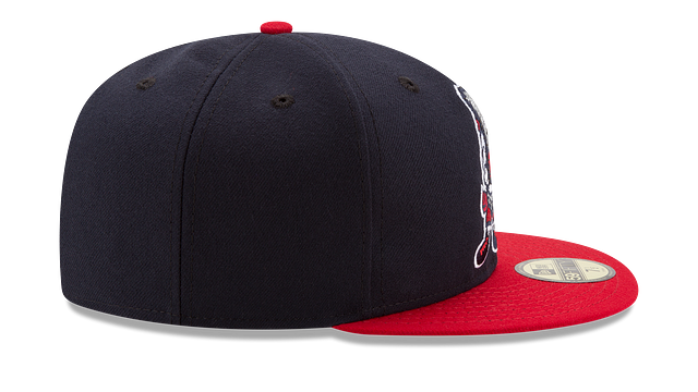 BINGHAMTON RUMBLE PONIES AUTHENTIC COLLECTION 59FIFTY FITTED