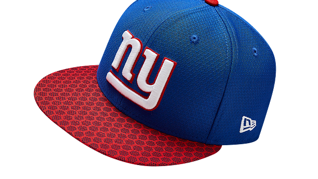 NEW YORK GIANTS OFFICIAL SIDELINE 59FIFTY FITTED