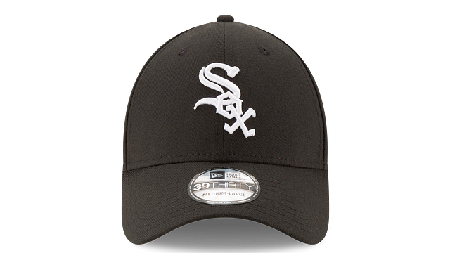 KIDS CHICAGO WHITE SOX TEAM CLASSIC 39THIRTY STRETCH FIT