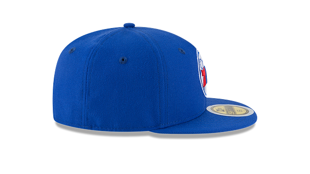 KIDS PHILADELPHIA 76ERS TEAM COLOR 59FIFTY FITTED