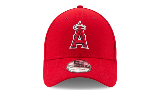 LOS ANGELES ANGELS TEAM CLASSIC 39THIRTY STRETCH FIT