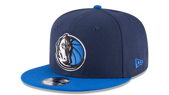 DALLAS MAVERICKS 2TONE 9FIFTY SNAPBACK