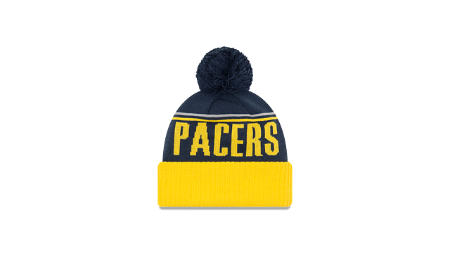INDIANA PACERS JUMBO CHEER KNIT Rear view