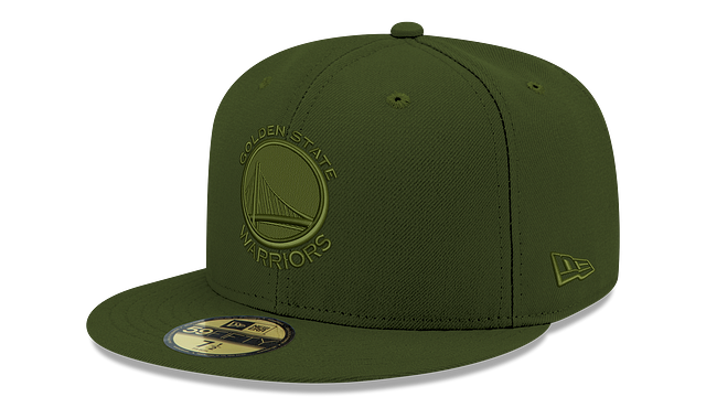 GOLDEN STATE WARRIORS TONAL 59FIFTY FITTED