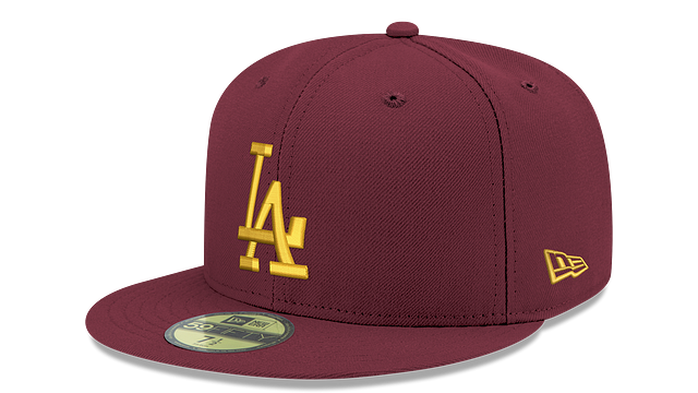 LOS ANGELES DODGERS 59FIFTY FITTED
