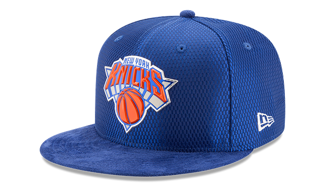 NEW YORK KNICKS ON COURT 59FIFTY FITTED