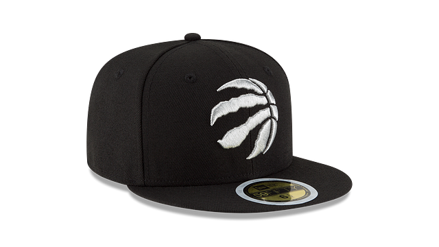 KIDS TORONTO RAPTORS TEAM COLOR 59FIFTY FITTED