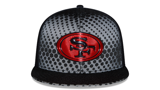 SAN FRANCISCO 49ERS COLOR RUSH 9FIFTY SNAPBACK