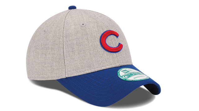 CHICAGO CUBS HEATHER 9FORTY ADJUSTABLE