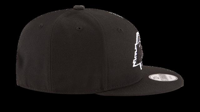 LOS ANGELES LAKERS BASIC BLACK 9FIFTY SNAPBACK