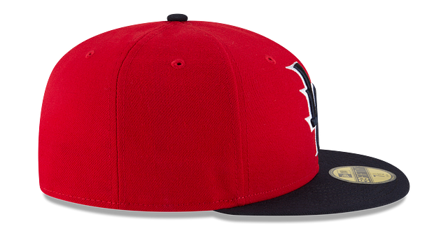 LOUISVILLE BATS AUTHENTIC COLLECTION 59FIFTY FITTED