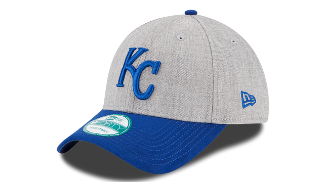 KANSAS CITY ROYALS HEATHER 9FORTY ADJUSTABLE