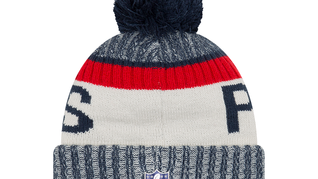 NEW ENGLAND PATRIOTS SPORT KNIT