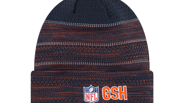 CHICAGO BEARS TD KNIT