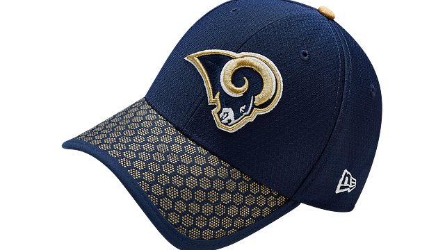 LOS ANGELES RAMS OFFICIAL SIDELINE 39THIRTY STRETCH FIT