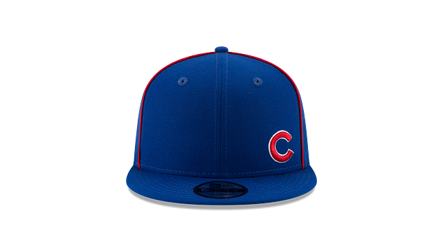 CHICAGO CUBS Y2K FLAWLESS 9FIFTY SNAPBACK Front view