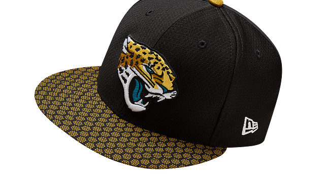 JACKSONVILLE JAGUARS OFFICIAL SIDELINE 59FIFTY FITTED