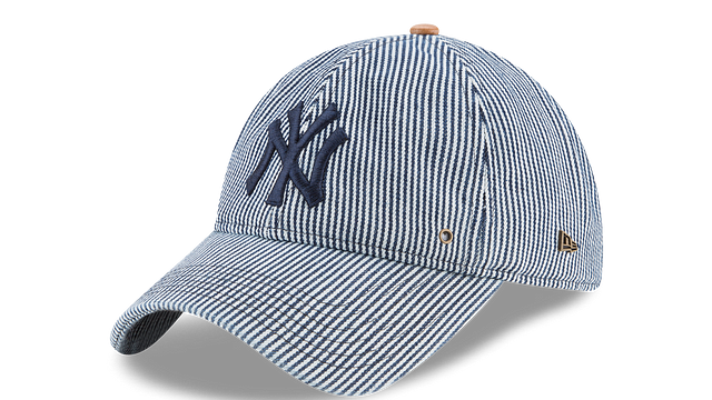 NEW YORK YANKEES PINSTRIPE 9TWENTY ADJUSTABLE