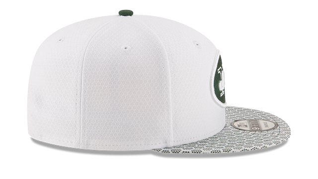 NEW YORK JETS OFFICIAL SIDELINE 9FIFTY SNAPBACK