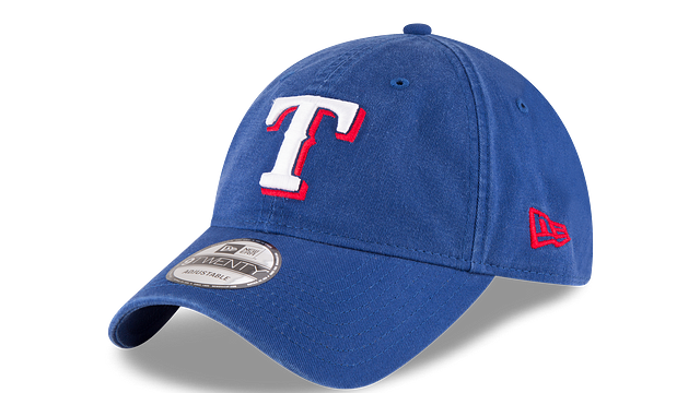TEXAS RANGERS CORE CLASSIC 9TWENTY ADJUSTABLE