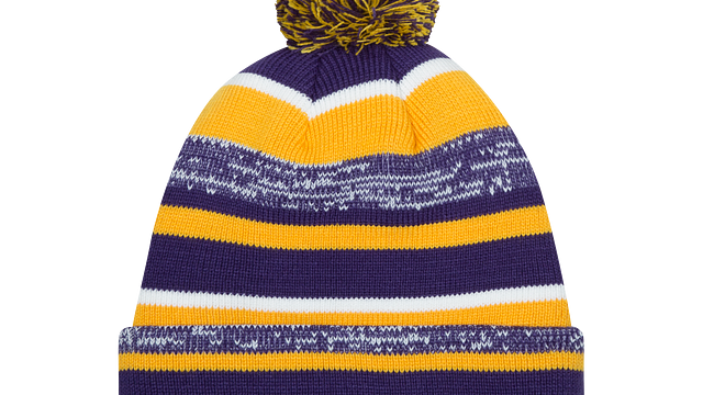 LSU TIGERS SPORT KNIT