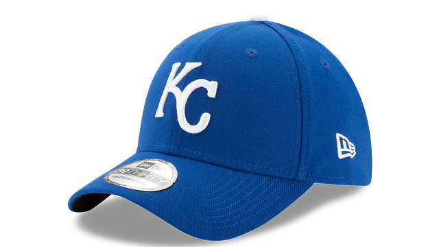 KIDS KANSAS CITY ROYALS TEAM CLASSIC 39THIRTY STRETCH FIT
