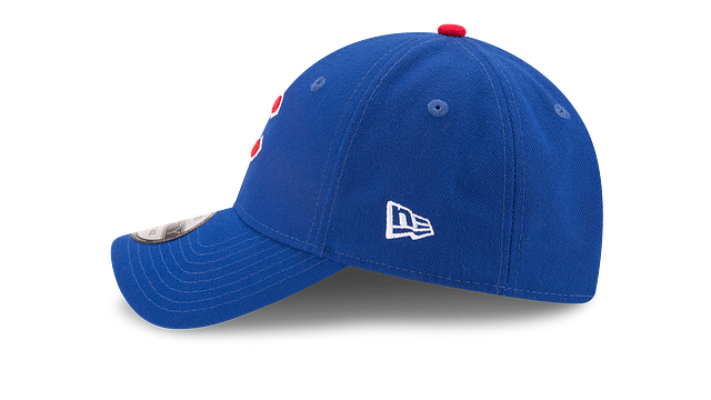 CHICAGO CUBS THE LEAGUE 9FORTY ADJUSTABLE Left side view