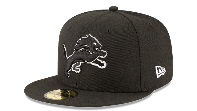 DETROIT LIONS 59FIFTY FITTED