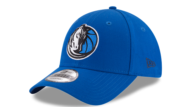 KIDS DALLAS MAVERICKS THE LEAGUE 9FORTY ADJUSTABLE