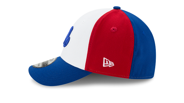 MONTREAL EXPOS TEAM CLASSIC 39THIRTY STRETCH FIT