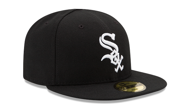 KIDS CHICAGO WHITE SOX MY FIRST AC 59FIFTY FITTED
