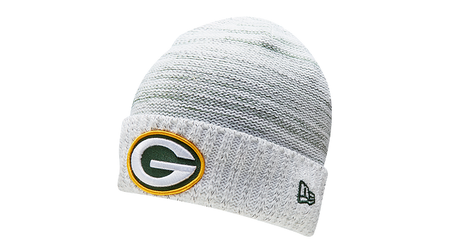 GREEN BAY PACKERS COLOR RUSH KNIT