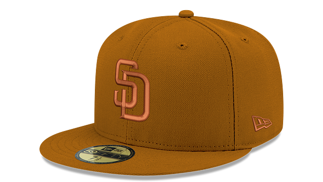 SAN DIEGO PADRES TONAL 59FIFTY FITTED