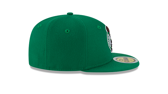 KIDS BOSTON CELTICS TEAM COLOR 59FIFTY FITTED