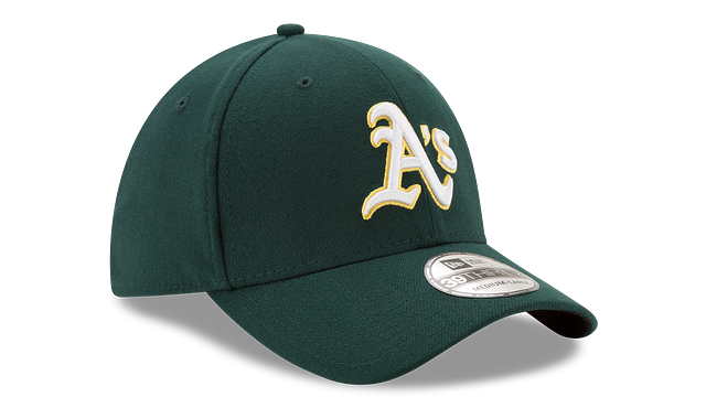 KIDS OAKLAND ATHLETICS TEAM CLASSIC 39THIRTY STRETCH FIT